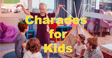 Charades For Kids!