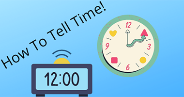 How to tell time?