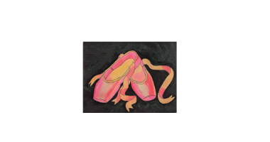 60min Drawing Lesson: Ballet Shoes