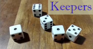 Learn Keepers - Dice Game