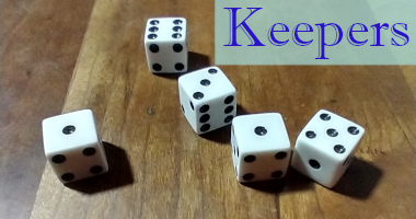 Mastering Keepers - Dice Game
